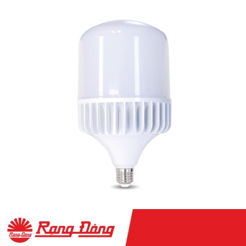 Bóng đèn LED Bulb trụ nhôm đúc Rạng Đông 60W | TR135NĐ1/60W.H