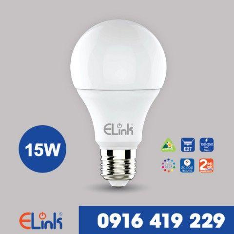 Bóng Đèn LED tròn ELINK 15W | EBB-A-15