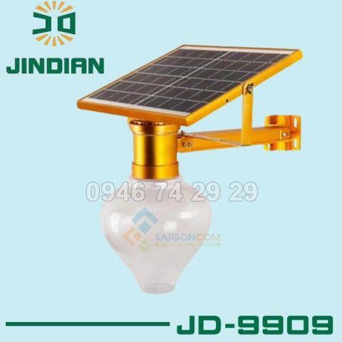 Đèn LED năng lượng mặt trời sân vườn  15W - JD-9909