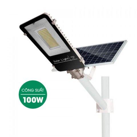 Đèn đường năng lượng mặt trời 100W JD-66100