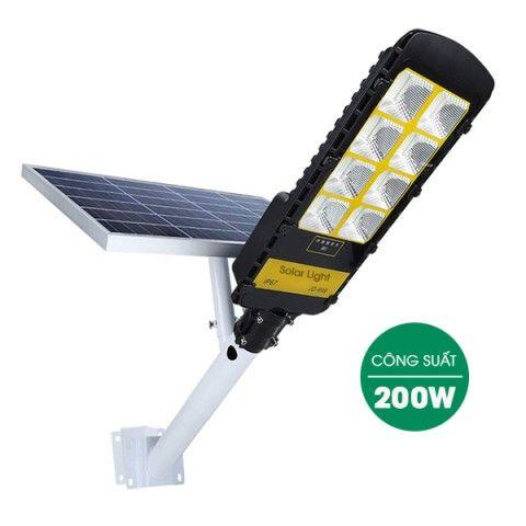 Đèn đường năng lượng mặt trời 200W | JD-699