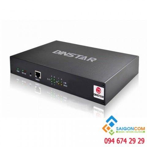 Digital Gateway Dinstar MTG200-1E1