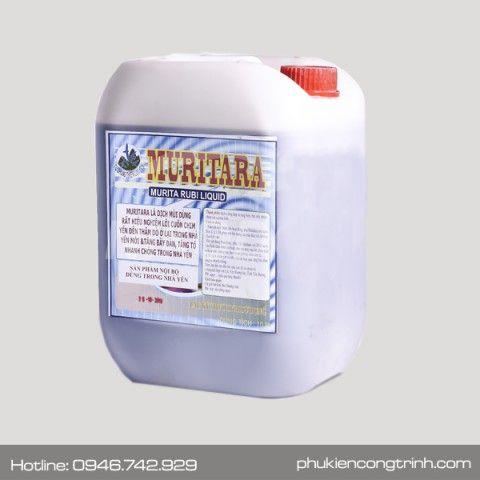 Dung dịch tạo mùi nhà yến  MURITARA (10 lit)