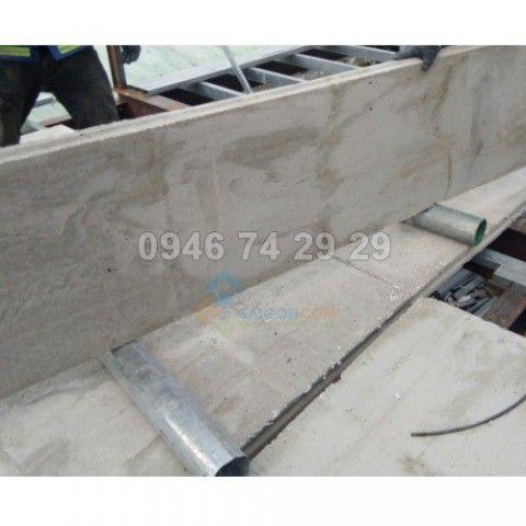 Tấm bê tông nhẹ EPS lót sàn, xây hàng rào không cần sơn