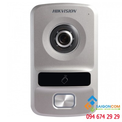Camera chuông cửa IP HIKVISION  DS-KV8102-IP 1.3MP