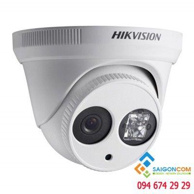 Camera Hikvision DS-2CE56F1T-ITP HDTVI 3MP hồng ngoại (vỏ nhựa)