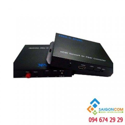 Bộ chuyển đổi HDMI sang quang - HDMI Fiber Converter khoảng cách 0~20KM