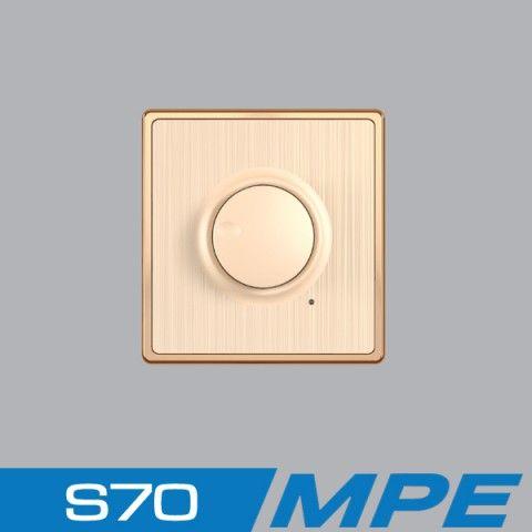 Dimmer điều chỉnh tốc độ quạt 250W MPE S7DIM/F
