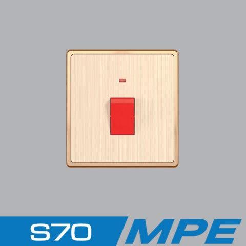 Công tắc 2 cục 20A MPE S7MD20