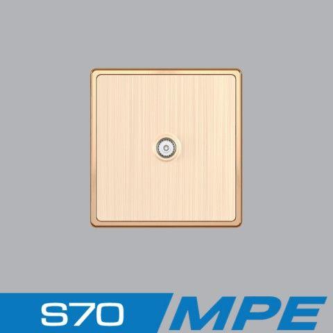 Bộ ổ cắm thoại  MPE S7TV