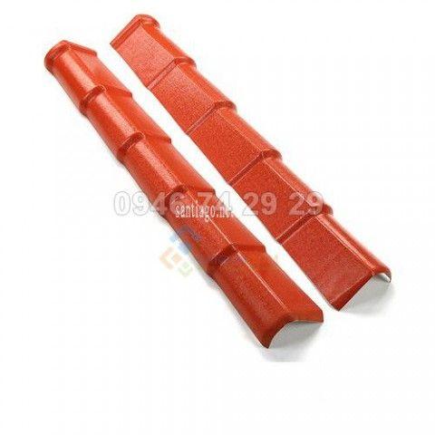 Tấm viền mái Dài : 1.150mm, DTSD: 1100mm  dày 2.5mm