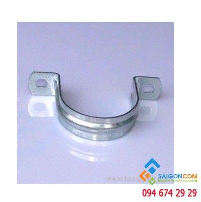 Cùm Omega - Cùm treo ống - Cùm ôm ống D21 (100 cái/bịch)