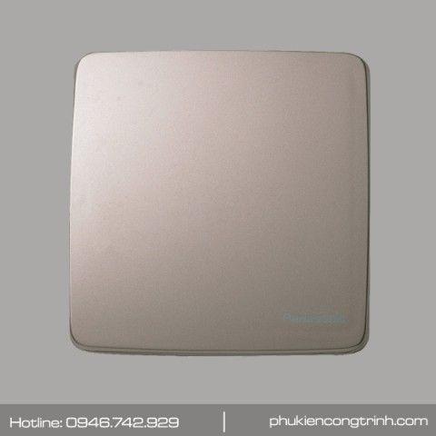 Bộ 1 công tắc B - 1 chiều 16A Panasonic Minerva WMT501MYZ-VN (Vàng ánh kim)