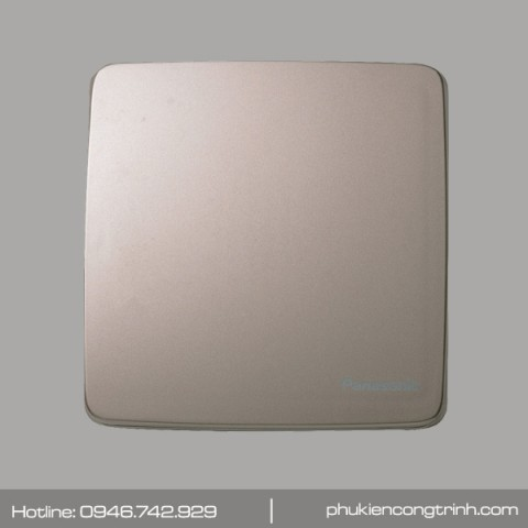 Bộ 1 công tắc C - 2 chiều 16A Panasonic Minerva WMT502MYZ-VN (Vàng ánh kim)