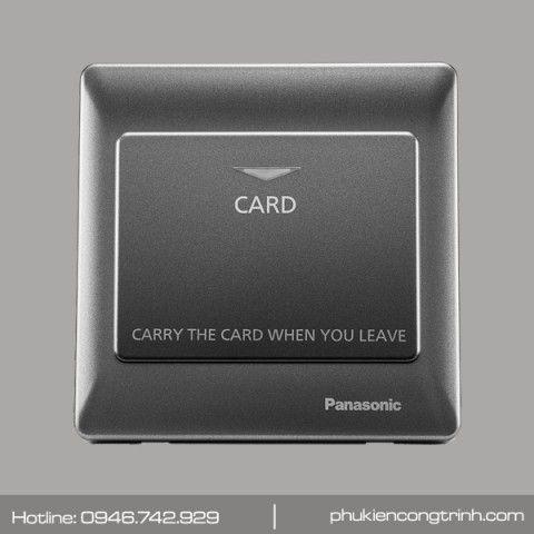 Bộ công tắc thẻ từ 16A Panasonic Minerva WEC5781MYH-VN