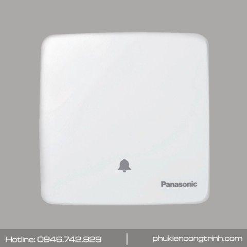 Nút nhấn chuông màu trắng Panasonic Minerva WMT540108-VN
