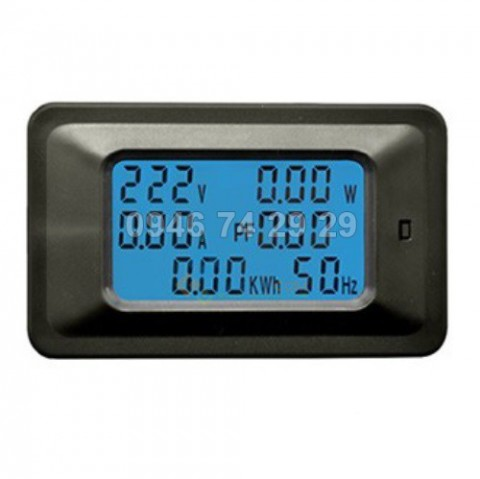 Đồng hồ đo công suất điện năng lượng mặt trời