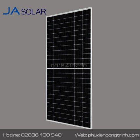 Tấm pin năng lượng mặt trời hafl-cell JA Solar 535W