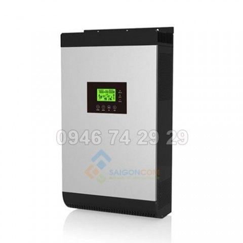 Inverter 3KW PLUS (24VDC, 60A MPPT SCC) dùng cho nlmt độc lập