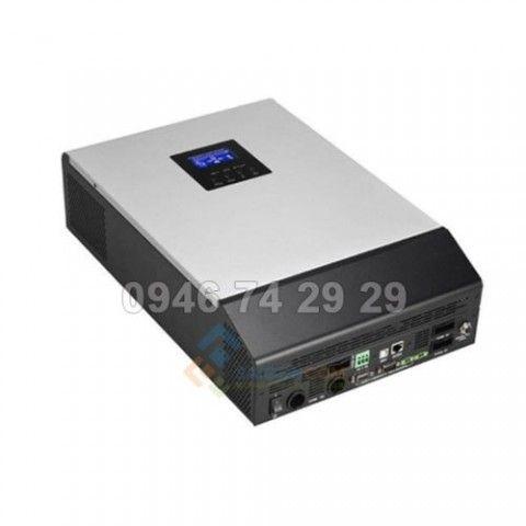 Inverter 5KW (48VDC, 4000W MPPT SCC). Có khả năng đấu song song. dùng cho nlmt độc lập