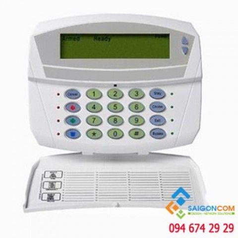 Bàn phím lập trình NX-1308E - Caddx 8 Zone Door Design LED Keypad