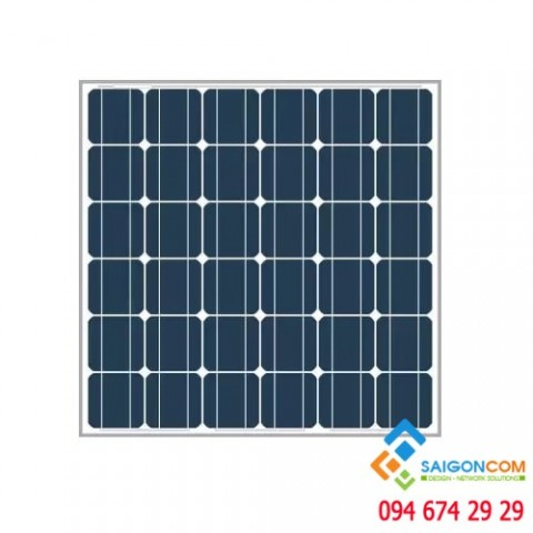 Tấm pin năng lượng Mặt Trời Solar modules (150Wp) - mono