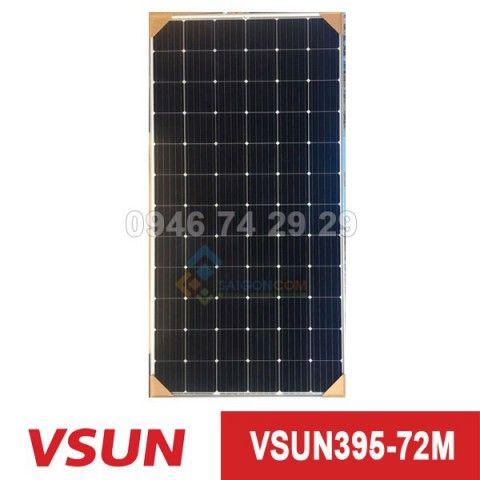Tấm pin năng lượng mặt trời VSUN 395W | VSUN395-72M