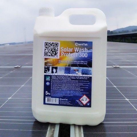 Dung dịch vệ sinh pin mặt trời Solar Wash Protect 300