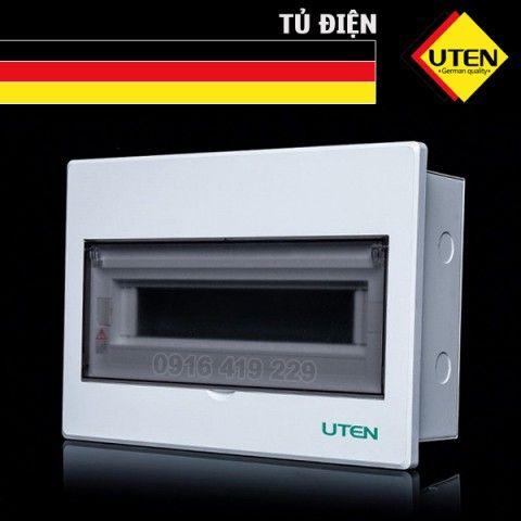 Tủ điện âm tường Uten 12 module M5-A112T