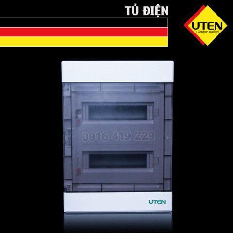 Tủ điện âm tường Uten 24 module M5-A124T