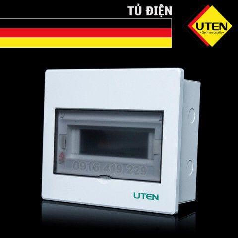 Tủ điện âm tường Uten 7 module M5-A107T