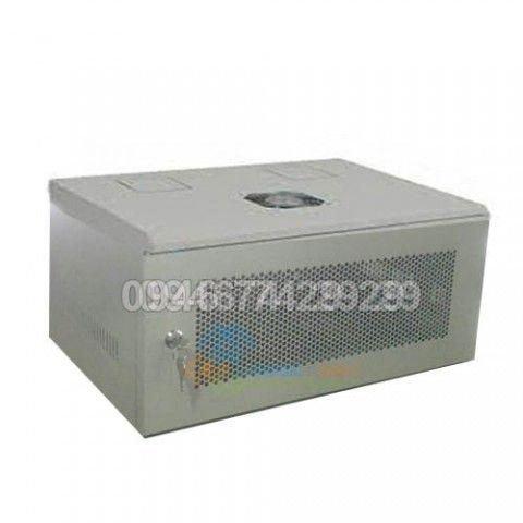 Tủ rack 4U - sâu 400 - H250xW550xD400mm dày 0.8mm