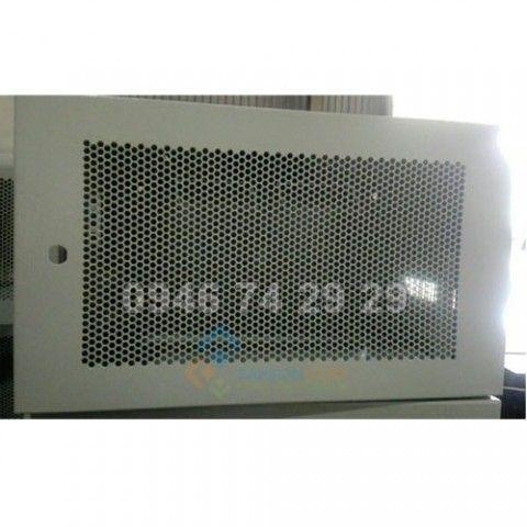 Tủ rack treo tường 6U - D400 (W550xH320xD400) dày 0.8mm