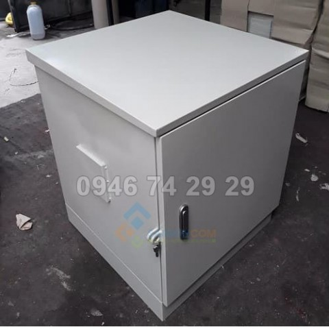 Tủ rack 10U D600  - dày 1.2mm