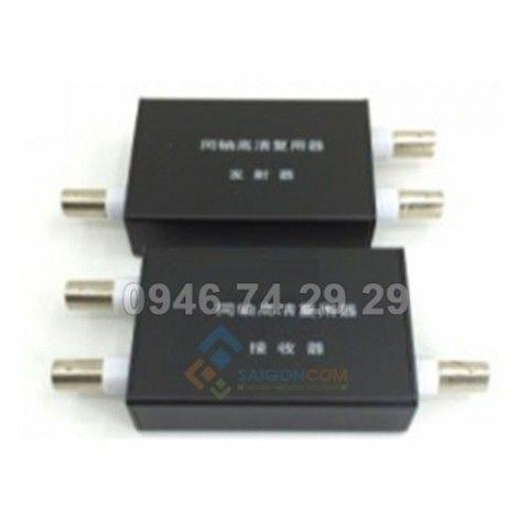 Bộ gộp 2 kênh thành 1 -AHD/TVI/CVI  1080P truyền xa tối đa 400m
