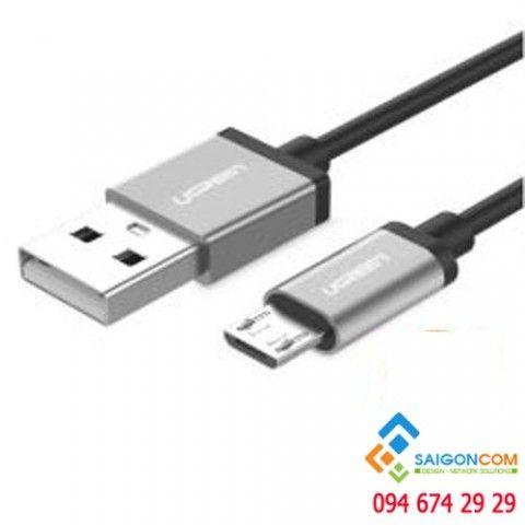 Dây Micro USB sang USB 2.0 dài 2M
