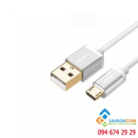 Cáp USB 2.0 sang Micro USB dài 2M