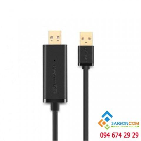 Cáp kết nối 2 máy tính USB 2.0 dài 2 mét