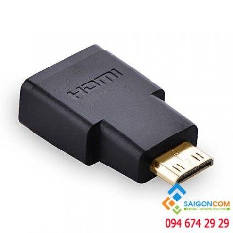 Đầu chuyển đổi micro HDMI dương sang HDMI âm