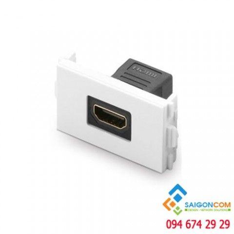 Nhân nối HDMI 1.4 dùng cho mặt 86x86