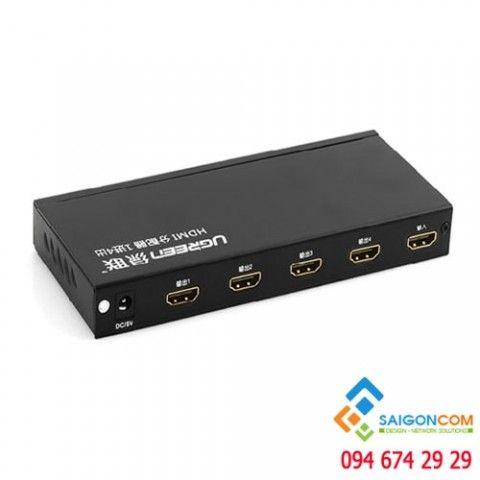 Bộ chia HDMI 4 cổng Ugreen 40202