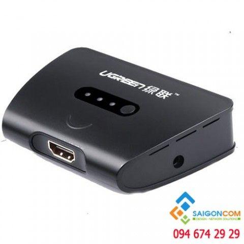 Bộ gộp HDMI 3 vào 1 ra Ugreen 40215
