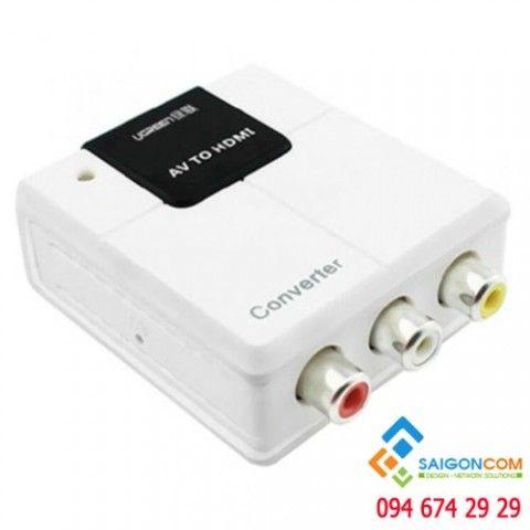 Bộ chuyển đổi AV sang HDMI  chính hãng Ugreen 40225