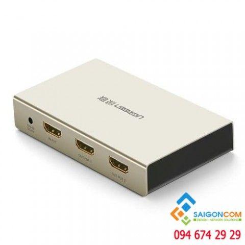 BỘ CHIA HDMI 4K 1-2 UGREEN 40276