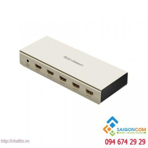 Bộ chia HDMI 1 ra 4 hỗ trợ 4Kx2K chính hãng Ugreen 40277