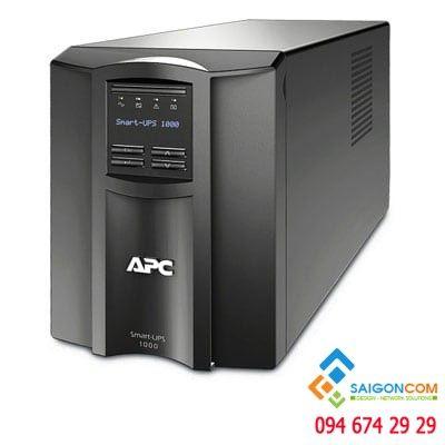 Bộ lưu điện APC Smart-UPS 1000VA LCD 230V