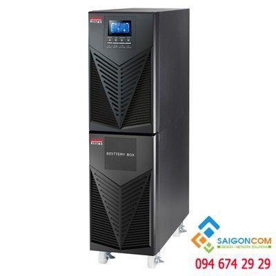 Bộ lưu điện online 15KVA/4800W UPS MARUSON, 3 pha vào - 1 pha ra