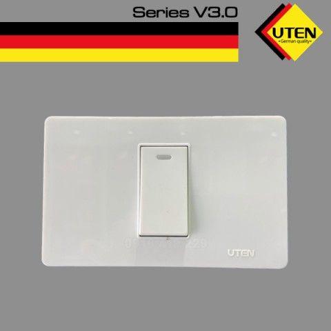 Bộ công tắc đơn UTEN V3 (Size S)