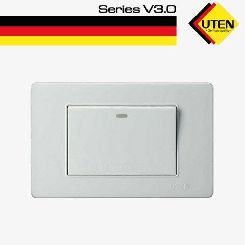 Bộ công tắc đơn UTEN V3 (Size L)