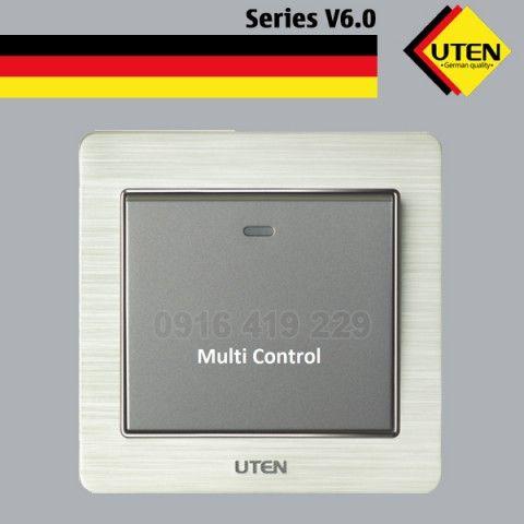 Bộ công tắc đơn trung gian Uten V6.0PGK/D